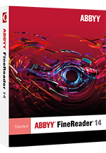 ABBYY FineReader 14 Standard 1 year (download)