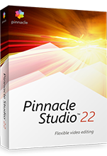 Pinnacle Studio 22 Standard ESD