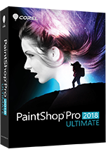 PaintShop Pro 2018 ULTIMATE ESD ML Global