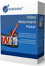 SoftOrbits Video Watermark Maker (Добавление логотипа на видео) ESD