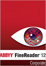 ABBYY FineReader 12 Corporate Full (Per Seat) (download)