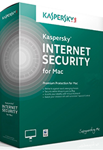 Kaspersky Internet Security для Mac 14 Russian Edition. 1-Desktop 1 year Renewal Retail Pack