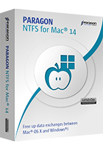 Paragon NTFS for Mac OS (1 лиц.)