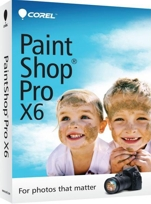 PaintShop Pro X6 Windows Electronic Download (RU/Eng/Fre/Ger/Dut/Ita/Spa)