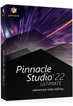 Pinnacle Studio 22 Ultimate Upgrade  [Цифровая версия]
