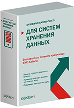 Kaspersky Anti-Virus for Storage Russian Edition. 20-24 User 2 year Base License