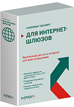 Kaspersky Security для интернет-шлюзов Russian Edition. 1500-2499 Node 1 month Successive xSP License