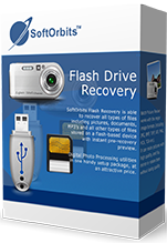 SoftOrbits Flash Drive Recovery (Восстановление флеш-карт) ESD