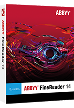 ABBYY FineReader 14 Business 1 year (download)