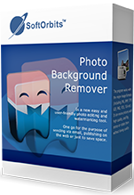 SoftOrbits Photo Background Remover (Удаление фона с фото) ESD